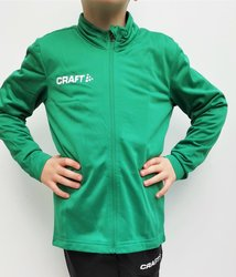 Kinder Trainingsjacke von Craft  Squad Jacket