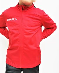 Kinder Trainingsjacke von Craft  Squad Jacket