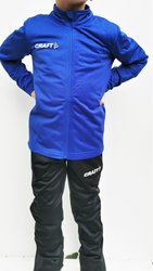 Kinder Trainingsanzug von Craft  Squad Jacket und Hose