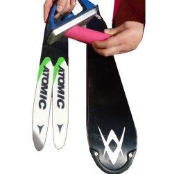 Heisswax Service Für Ihre neuen LL Ski Grundwax Swix in Verbindung mit Skikauf