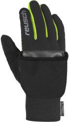 Reusch Langlaufhandschuh Terro Stormnloxx Black Neon