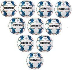 10 Stück Fußball Derbystar Stratos  TT Senior