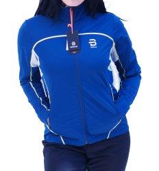 Damen Jacket Legend 4.0 von Daehlie  für Langlauf, Walking, Radfahren,Outdoor Blau-Grün