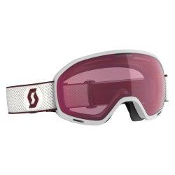 Scott Skibrille Schneebrille Unlimited OTG Brillenträgerbrille weiß
